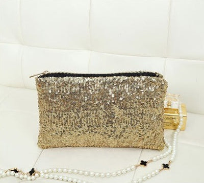 Sequin Clutch - Belle Valoure - 1