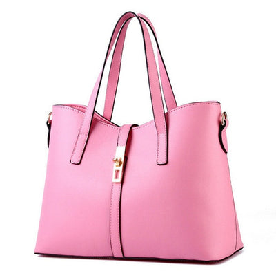 Olivia Leather Tote - Belle Valoure - 9