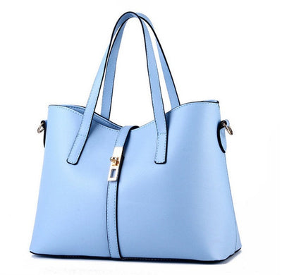 Olivia Leather Tote - Belle Valoure - 10
