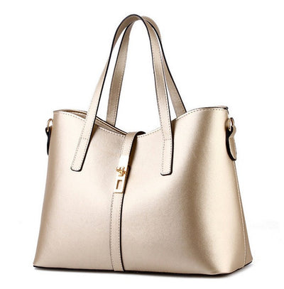 Olivia Leather Tote - Belle Valoure - 5