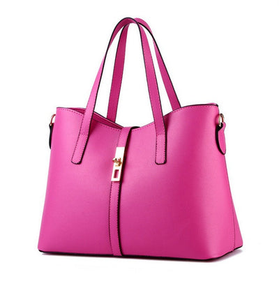 Olivia Leather Tote - Belle Valoure - 6