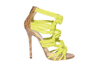 Lora Knotted Sandals - Belle Valoure - 2