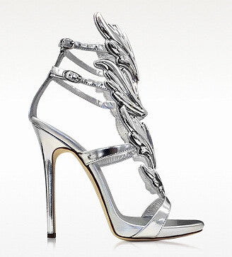 Phoenix Gladiator Strap Sandals - Belle Valoure - 1