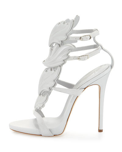 Phoenix Gladiator Strap Sandals - Belle Valoure - 11