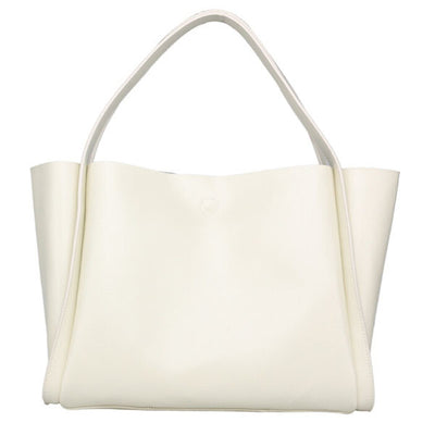 Olivia Genuine Leather Tote - Belle Valoure - 8