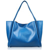 Olivia Genuine Leather Tote - Belle Valoure - 2
