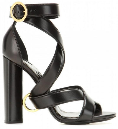 Lux Leather Sandals - Belle Valoure - 3