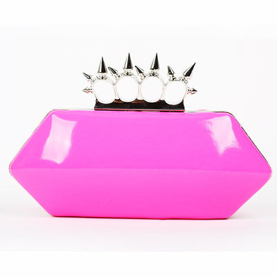 Candy Neon Clutch - Belle Valoure - 1
