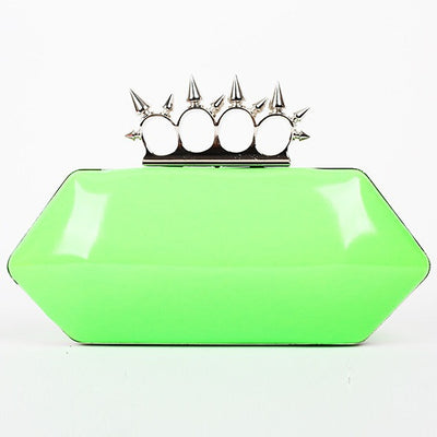 Candy Neon Clutch - Belle Valoure - 7