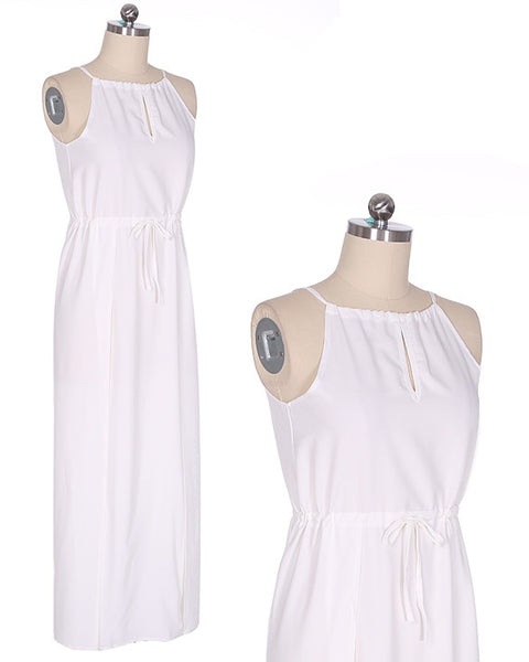 Summer Maxi Dress - Belle Valoure - 4