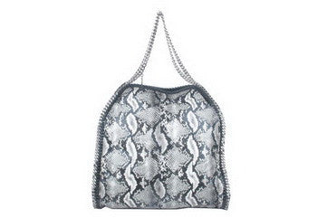 Lux Chain Shoulder Bag - Belle Valoure - 10
