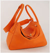 Lux Genuine Leather Tote - Belle Valoure - 6