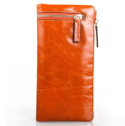 Genuine Leather Wallet - Belle Valoure - 1
