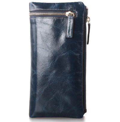Genuine Leather Wallet - Belle Valoure - 4