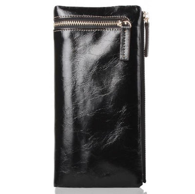 Genuine Leather Wallet - Belle Valoure - 2