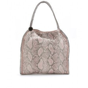 Lux Chain Shoulder Bag - Belle Valoure - 9