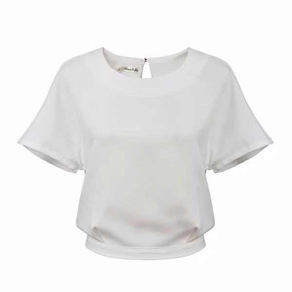 Mia Knotted Blouse - Belle Valoure - 4