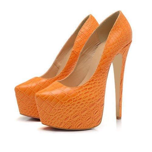 Sale! Tamara Platform Pumps - Belle Valoure - 6