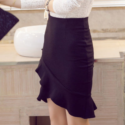 Mia Pencil Skirt - Belle Valoure - 8