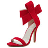 Bow Heels - Belle Valoure