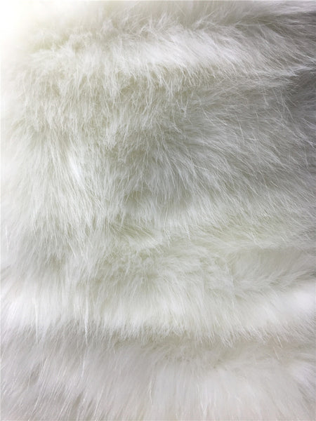 Tamarin Fur Dress - Belle Valoure - 2