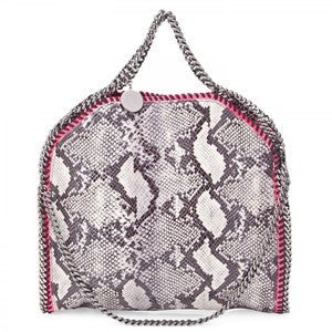 Lux Chain Shoulder Bag - Belle Valoure - 6