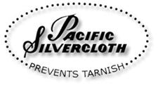 Pacific Silvercloth Fabric By-the-Yard - 1 yard