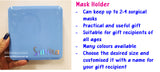 Customised Name Mask Holder / Mask Case / Face Mask Storage Box / Face Mask Casing / Christmas Gift