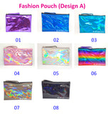 Fashionable Cosmetic Pouch / Customised Name / Pencil Case / Multi Functional Phone Pouch