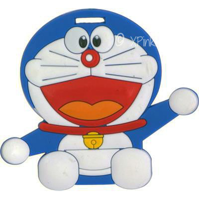 Doraemon Luggage Tag / Travel Essentials / Children Day Gift Ideas / Birthday Goodie Bag / Party Favors / Kids Present / Christmas