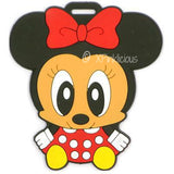 Minnie Mouse Luggage Tag / Travel Essentials / Children Day Gift Ideas / Birthday Goodie Bag / Party Favors / Kids Present / Christmas