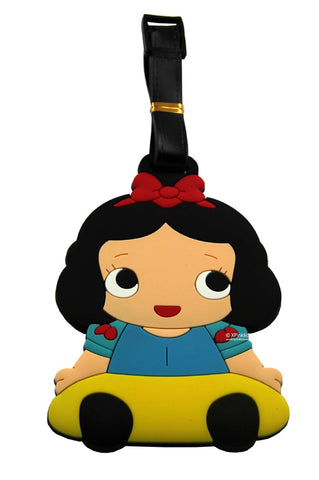 Snow White Princess Luggage Tag / Travel Essentials / Children Day Gift Ideas / Birthday Goodie Bag / Party Favors / Kids Present / Christmas