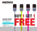 Remax Ultra Protection CAP USB Cable for iPhones