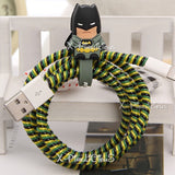 Batman Cable Protector with Cable Tie
