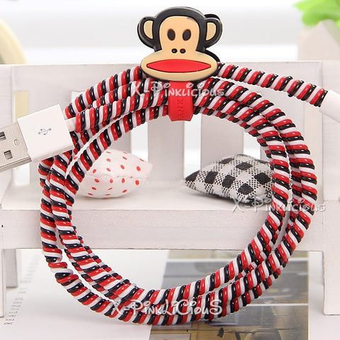 Paul Frank Cable Protector with Cable Tie