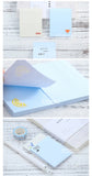 Simple Sticky Memo Post IT Note