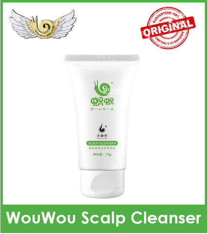 WouWou Hair Scalp Cleanser / Wowo Scalp Cleanse