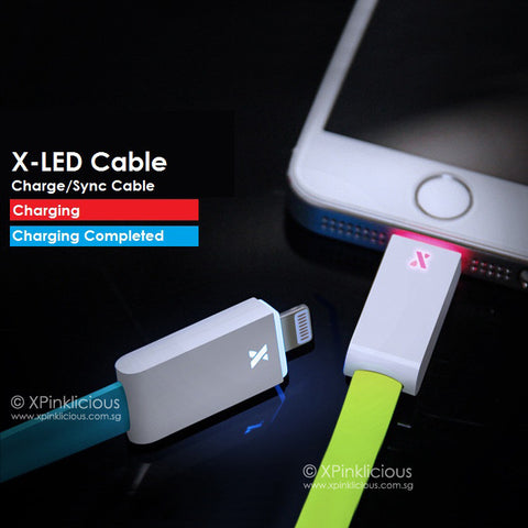 XLED 100cm iPhone USB Cable for iPhones