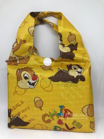 C13-Chipmunk Foldable Recycle Bag