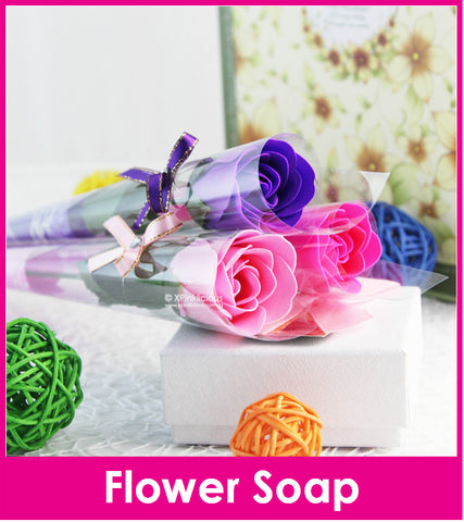 Flower Soap Stalk