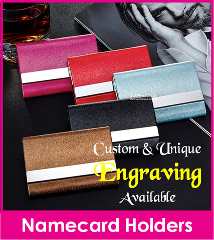 Engraving for Business Namecard Case (Design C)