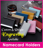 Engraving for Business Namecard Case (Design A)