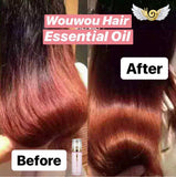 Wouwou Hair Essential Oil / Wowo Hair Serum Treatment / Repair Hair Care Conditioner