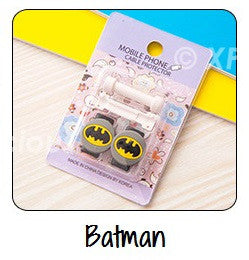 Batman Cartoon Cable Protector