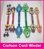Mickey & Minnie Cord Winder Cartoon Cable Tie