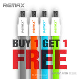 Remax 90cm USB Cable for SAMSUNG, OPPO, HTC AND ETC