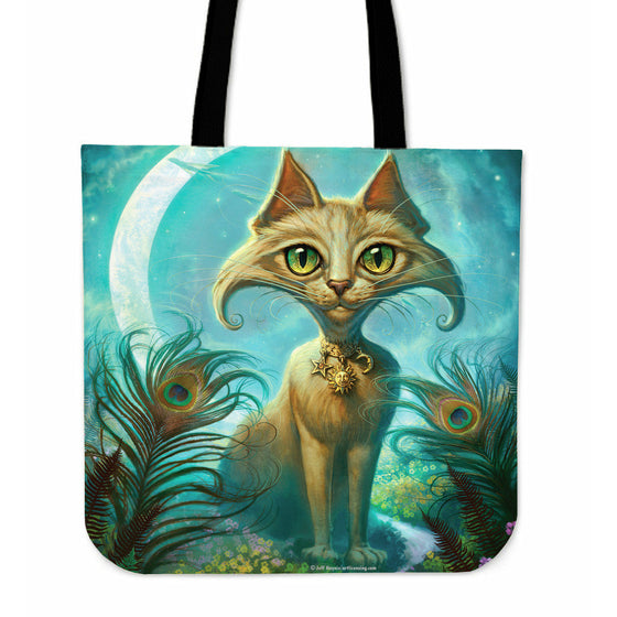 Purrfect Cat Totes - Color