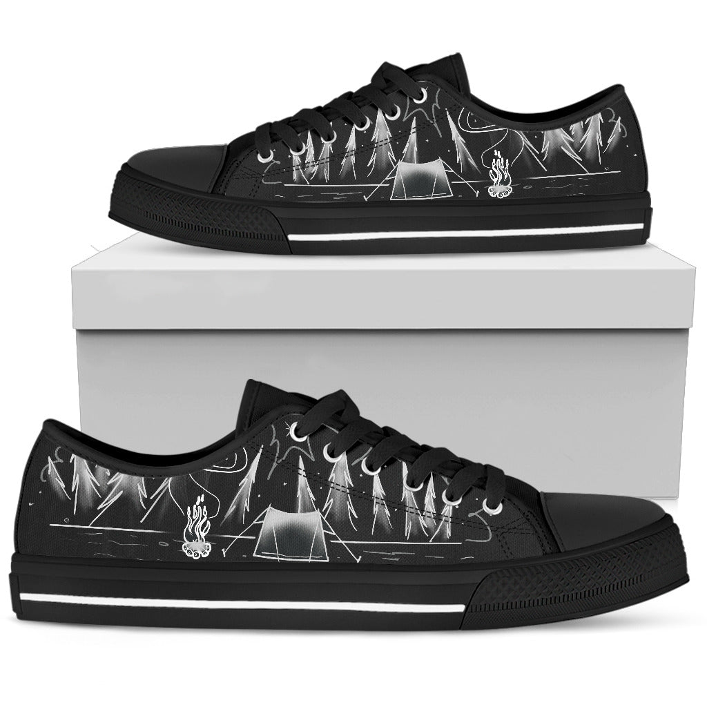 Night Camper Men's Low-Top