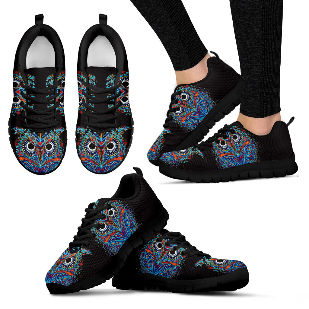 Owl Love Sneakers
