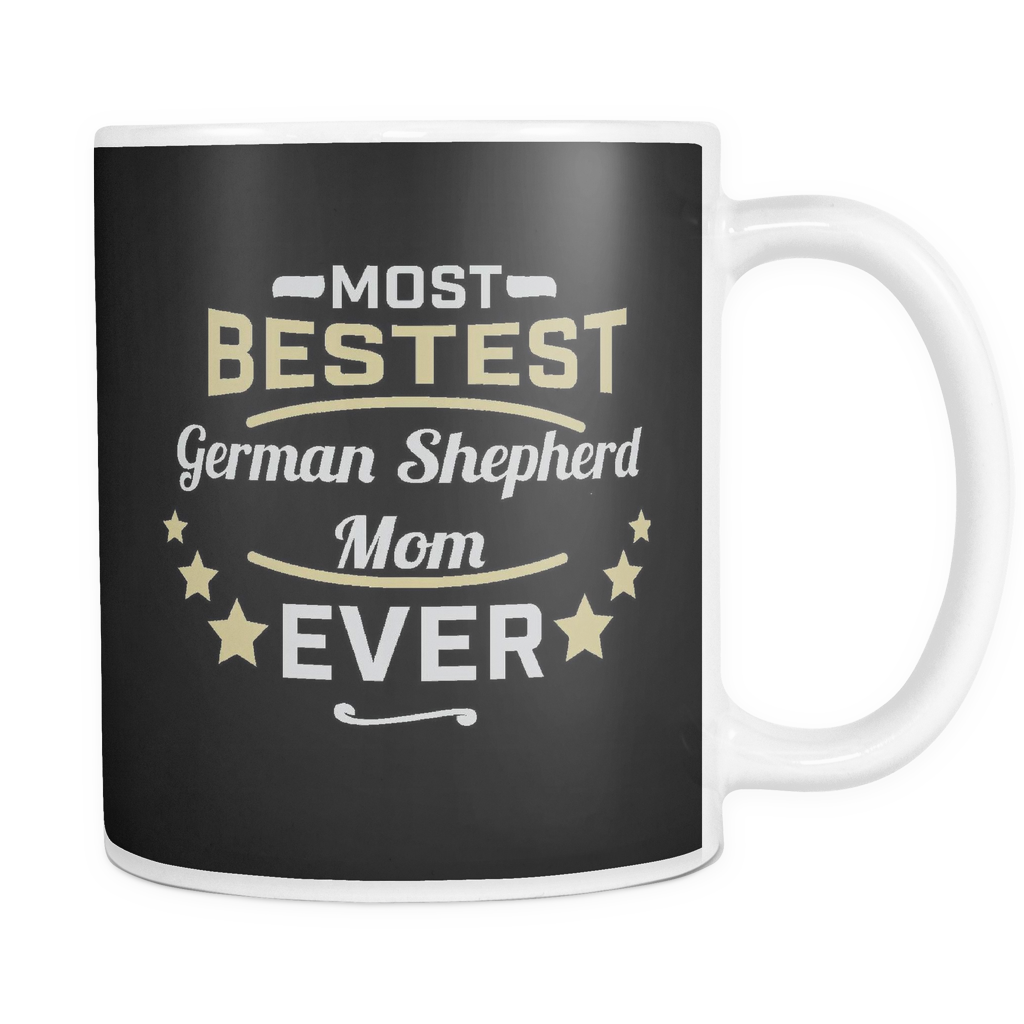 Most Bestest Dog Mom Mugs. A - G